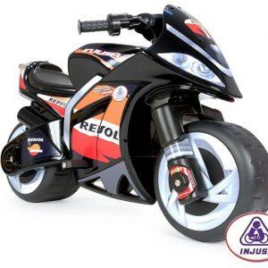 Moto electrique enfants Injusa Repsol