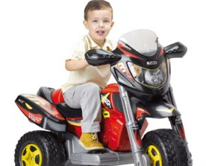 Tricycle électrique pour bébé