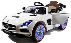 Voiture electrique AMG Mercedes Benz