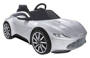 Voiture electrique enfant Aston Martin