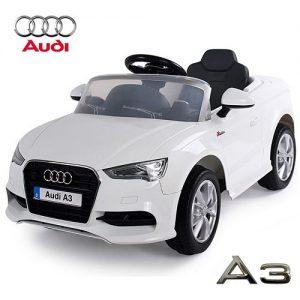 Voiture electrique enfant Audi A3