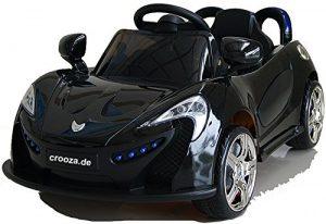 Voiture électrique enfant Roadster