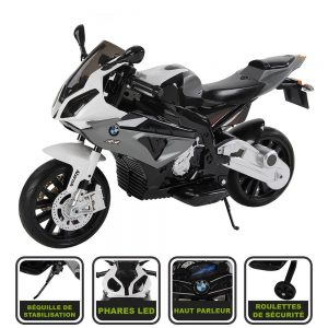 La moto enfants BMW