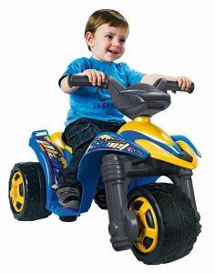 Moto bébé à 3 roues Feber