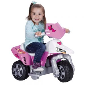 moto electrique fille de couleur rose moto electrique enfant. Black Bedroom Furniture Sets. Home Design Ideas