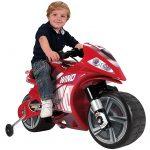 quel age pour la moto electrique ?